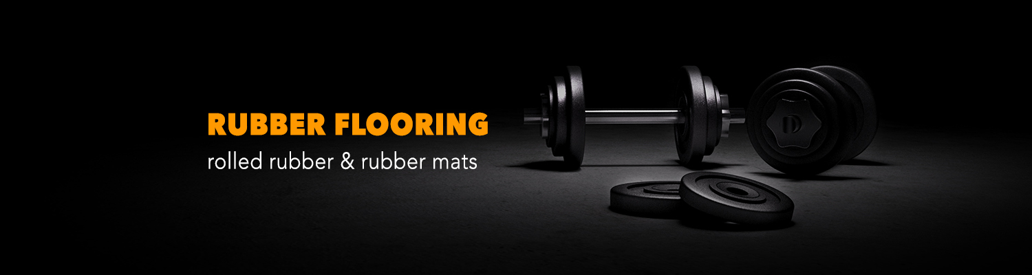 Gym Florida - Rolling Rubber and Rubber Mats